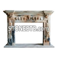 Fireplace Mantel-FM27