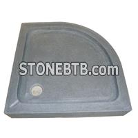 G654 Granite Shower Trays
