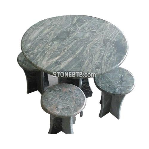 Table and Benches-10