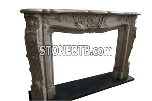 Fireplace Mantel-FM02