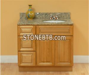 Solidwood Bathroom Cabinet -1