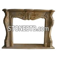 Fireplace Mantel-FM17