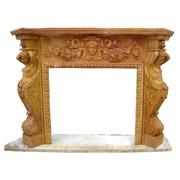 Fireplace Mantel-FM24