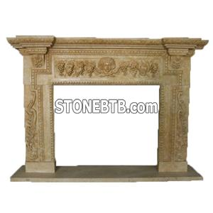 Fireplace Mantel-FM26