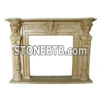 Fireplace Mantel-FM33