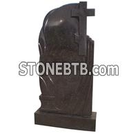 Russia tombstone