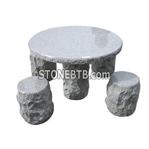 Table and Benches-02