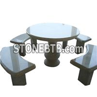 Table and Benches-09