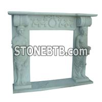 Fireplace Mantel-FM22