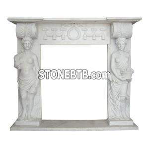 Fireplace Mantel-FM23