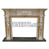 Fireplace Mantel-FM05