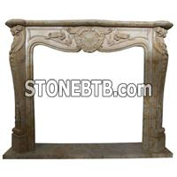 Fireplace Mantel-FM06