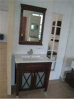 European Style Bathroom Cabinet