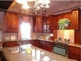 American Style Solidwood Kitchen Cabinet