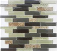 Glass Stone Mosaic Tile (SF2310)