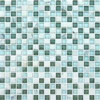 Crystal Mix Stone Mosaic Tile (SF15028)