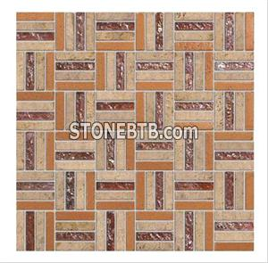 Glass Stone Mosaic Tile SF9005