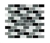 Crystal Glass Mosaic (8SF23036)