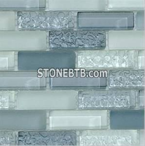 Glass Mosaic Tile (SSF1541)