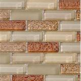 Glass Mosaic Tile (SSF1533)