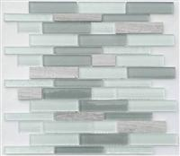 Glass Stone Mosaic Tile (SF2305)