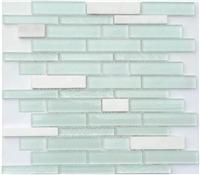 Glass Stone Mosaic Tile (SF2301)