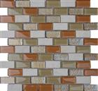 Glass Stone Mosaic Tile (SF234805)