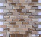 Glass Stone Mosaic Tile (SF234804)