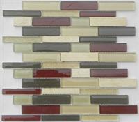 Glass Stone Mosaic Tile (SF2304)