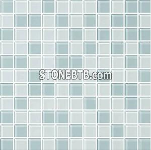 Crystal Glass Mosaic SF1009
