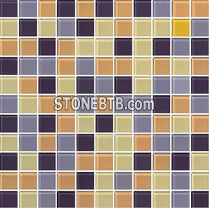 Crystal Glass Mosaic SF1008