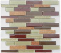 Glass Stone Mosaic Tile (SF2309)
