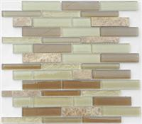 Glass Stone Mosaic Tile (SF2307)