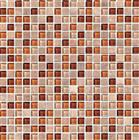 Glass Mix Stone Mosaic Tile (SF61503)