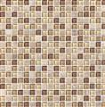 Glass Mix Stone Mosaic Tile (SF61502)
