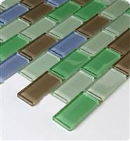 Glass Mosaic Tile (SSF23035)