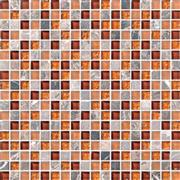 Crystal Mix Stone Mosaic Tile (SF15008)