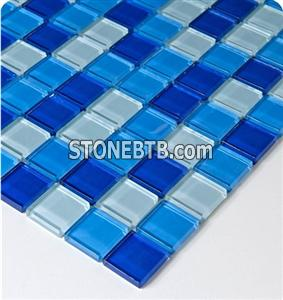 Glass Mosaic Tile SSF23031