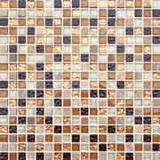 Crystal Mix Stone Mosaic Tile (SF15021)