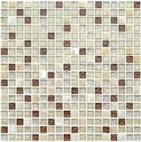Crystal Mix Stone Mosaic Tile (SF15016)