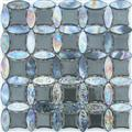Crystal Mix Ceramic Mosaic Tiles (SS5002)