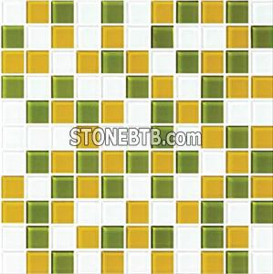 Crystal Glass Mosaic SF1062