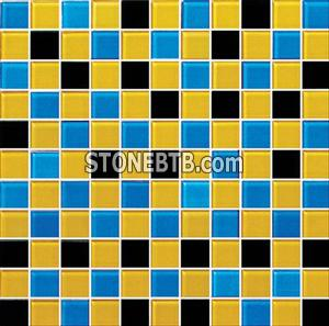 Crystal Glass Mosaic SF1048