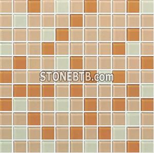Crystal Glass Mosaic SF1033