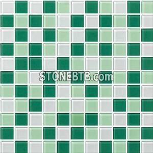 Crystal Glass Mosaic SF1027