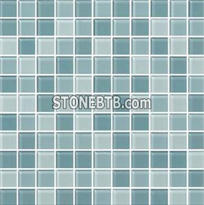 Crystal Glass Mosaic SF1010