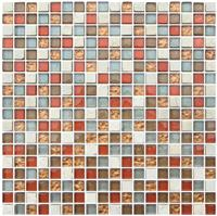 Crystal Mix Stone Mosaic Tile (SF15017)