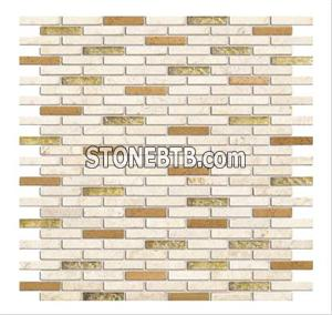 Glass Stone Mosaic Tile SF9002