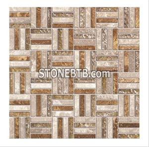 Glass Stone Mosaic Tile SF9003