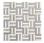 Glass Stone Mosaic Tile (SF9001)